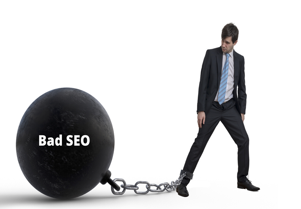 Bad SEO Habits to Ditch in 2021